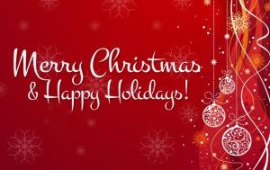 Happy Holidays from the Staff at Oasis Consulting Group